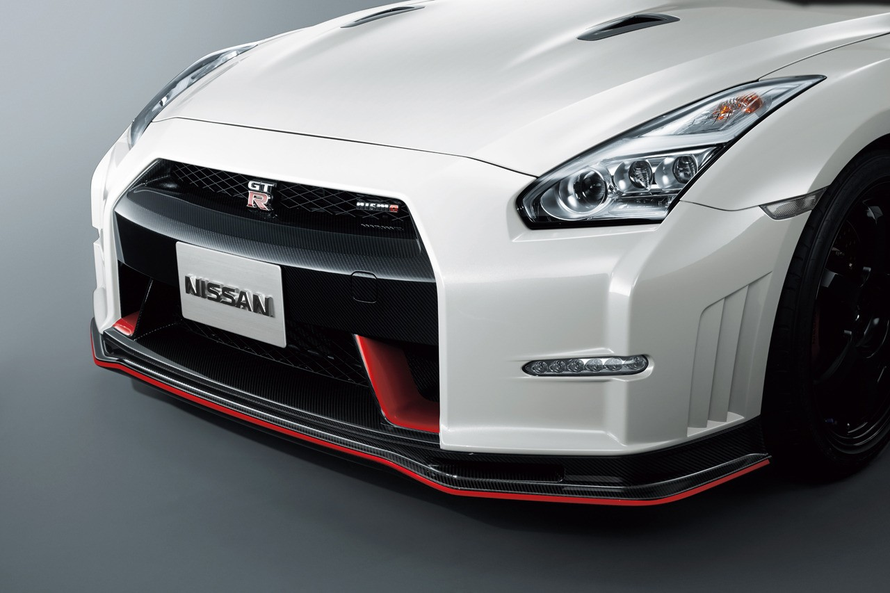 Nissan GT R Nismo 2014
