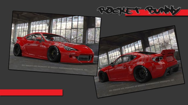Rocket Bunny Version 2