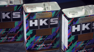 HKS Super Racing Series Oil