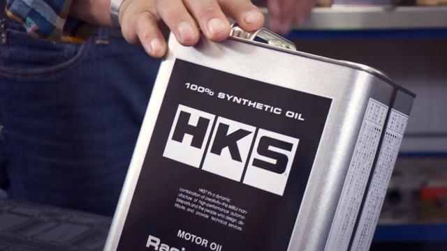 HKS Racing Pro Oil